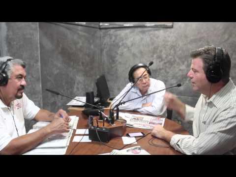Radio SA ''Los Cheros'' Las desiciones deben ser de la gente y para la gente: Rodrigo Bours