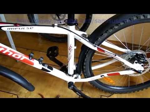 Крепление крыла на велосипед своими руками 88