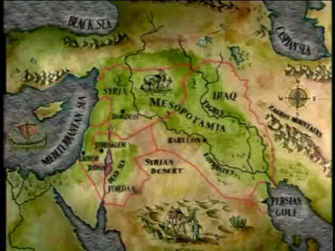 Lost Civilizations: Mesopotamia -  Ancient History Civilization Origins Legend 1