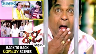 Ready Movie Comedy Scenes Back To Back - Ram, Genelia D