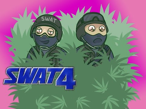 MARIJUANA BUSTED - SWAT 4