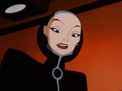 Batman Beyond saves Tamara