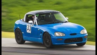 Modified 1991 Suzuki Cappuccino - One Take