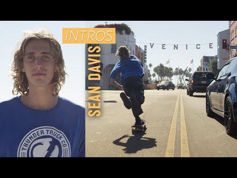 The Fastest Feet In Skateboarding: Sean Davis | Intros