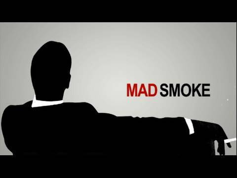 Mad Smoke:  Every Cigarette Smoked in Mad Men