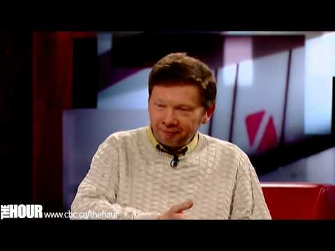 Eckhart Tolle on The Hour with George Stroumboulopoulos