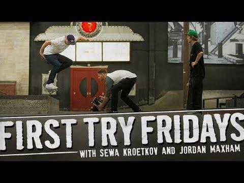 Sewa Kroetkov - First Try Friday
