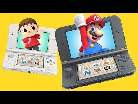 New Nintendo 3DS 3DS XL Review