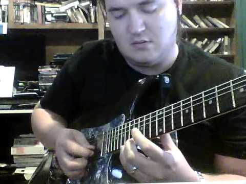 How to burn Ronald's KILLER sequenced ARPEGGIOS on guitar with Marshall Harrison