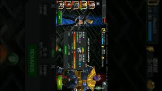 Mcoc RTL 4.6 Final Boss Thanos(Immunity & Kinetic Reactor Node) Kill! SOLOED!
