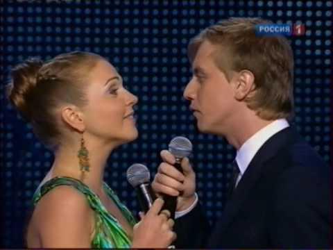 Алексей Гоман и Марина Девятова