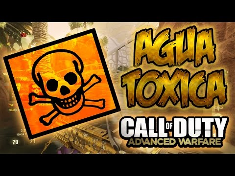 ¡AGUA TOXICA! - CLIMATE - DLC ASCENDANCE - COD AW
