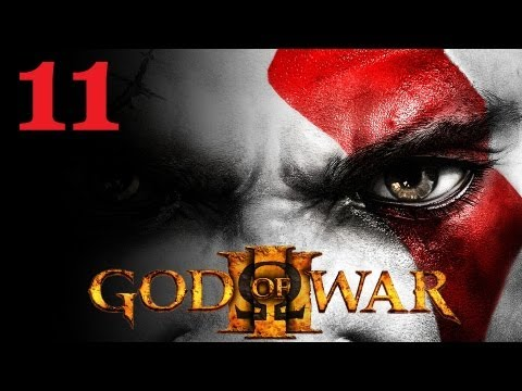 God of War 3: Kratos vs Hercules, Story Walkthrough (Part 11)