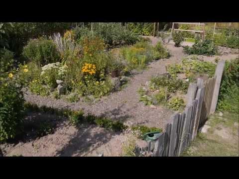 Oekogarten - Oekologischer Bauerngarten