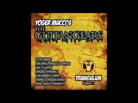 THE GUITANGEARS! OUT NOW! Feat.Michael Angelo Batio,Joe Stump,David Shankle,M Minnemann,More