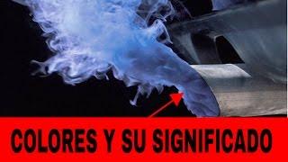 Lo que no Sabes sobre el Color De Humo  en tu carro BLANCO , AZUL Y NEGRO