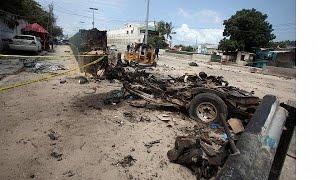 Al-Shabaab militants attack Somali military base, kill at least 15
