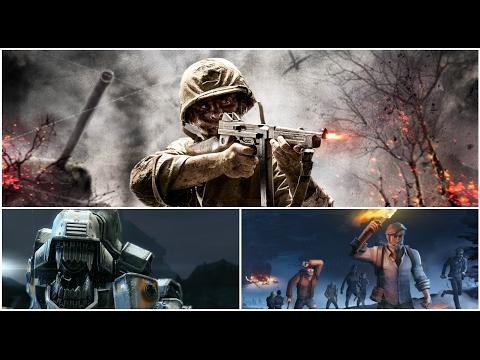 Call of Duty вернут к своим корням, анонс чего-то похожего на Ведьмака   Игровые новости