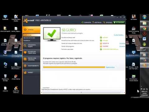 como descargar,instalar y crackear el mejor antivirus(avast 2013) licencia hasta el 2038