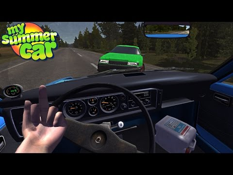My Summer Car - CAR ACCIDENT