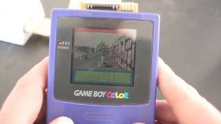 Wolfenstein 3D for Gameboy Color, WIP 2