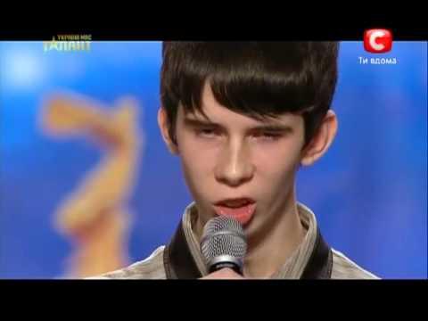 Україна має талант-5 сезон - Валерий Тельпук