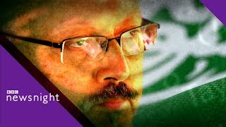 Jamal Khashoggi: What more can we learn from his death? - BBC Newsnight