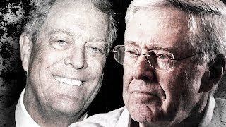 There's No Way The Bloodsucking Koch brothers  Can Save Their Legacy
