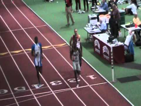 Men&#039;s 400m Prelims (H4) IC4A