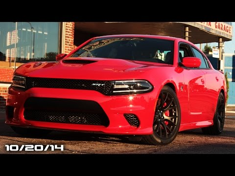 2015 Charger Hellcat Price, 2015 Ford Mustang Recall, Ferrari 458m   Fast Lane Daily
