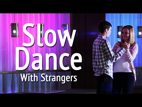 Slow Dancing With Strangers video