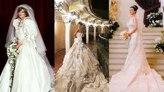8 of the World's Most Expensive Wedding Dresses