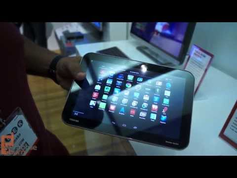 Toshiba Excite Write hands on - Toshiba's answer to Galaxy Note 10.1