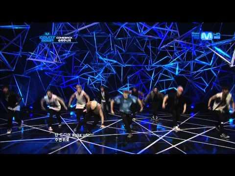 Comeback  Super Junior - From U + Sexy, Free & Single.mp4 video
