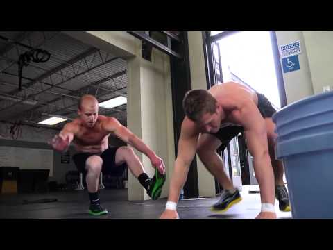 CrossFit - WOD 120610 Demo with Northwest CrossFit