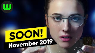 Top 15 Upcoming Games of November 2019 (PC PS4 XB1 Switch)   whatoplay