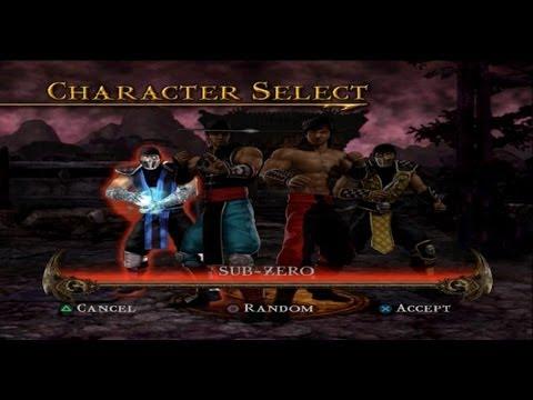Mortal Kombat : Shaolin Monks (ps2) - Walkthrough [pt. 1 10] video