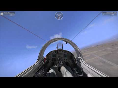 Arma 3 Basic Jet Flight and Combat tutorial