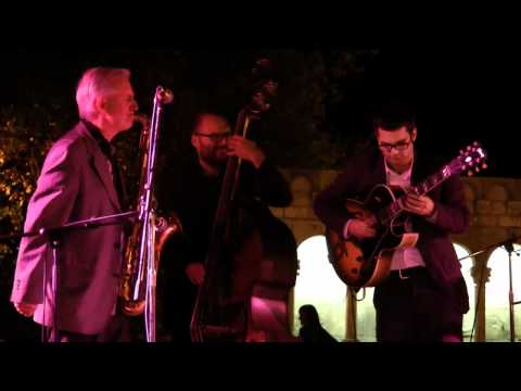 Scott Hamilton plays Cole Porter @ Eddie Lang Jazz Festival -