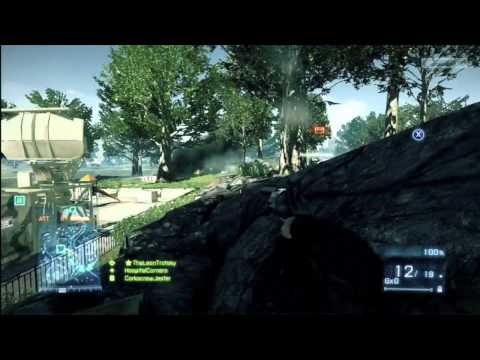 DAO-12 Shotgun 15 Killstreak - BF3
