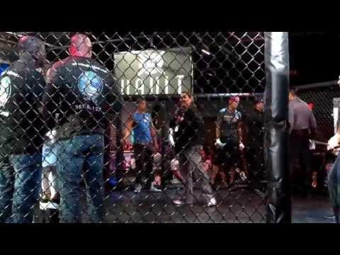 MMA Fights 2013 Rashawn Kershaw