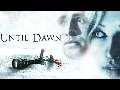 Until Dawn: Choose Your Own Horror Movie - Gamescom 2014