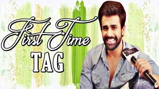 First Time Tag with Pearl V Puri | EXCLUSIVE | Bepanah Pyaarr | Raghbir Malhotra