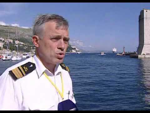 Costa Classica ed MSC Poesia: collisione a Dubrovnik