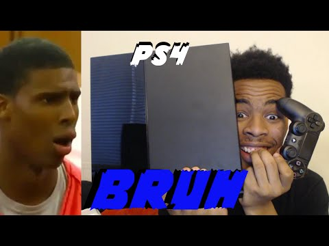 PlayStation 4 Black Friday/ Cyber Monday - Unboxing - GTAV/ Last of Us Bundle - Bruh (PS4)