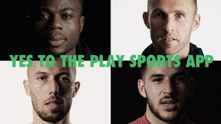 Telenet Play Sports - Say yes to the Play Sports app