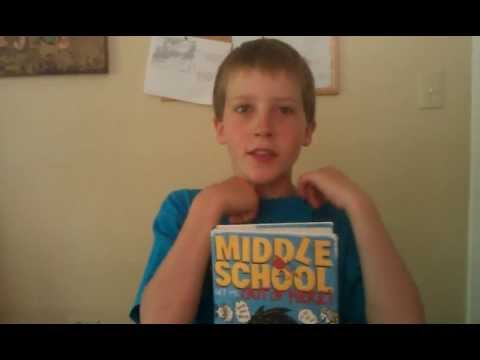 Book Review: Middle School Get Me Out of Here ~ by James Patterson