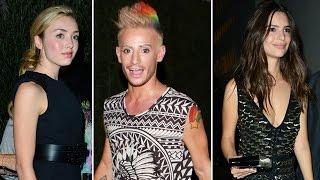 Celebs Party Post-VMAs: Emily Ratajkowski, Frankie Grande, Peyton List