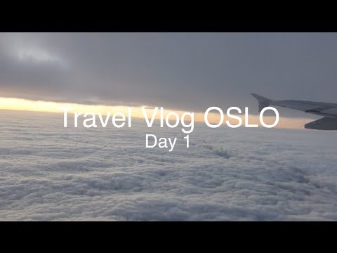 TRAVEL VLOG Oslo Day 1 (14th November 2013) - FranklyFranca