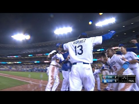 Ramirez smashes a walk-off homer in the 12th